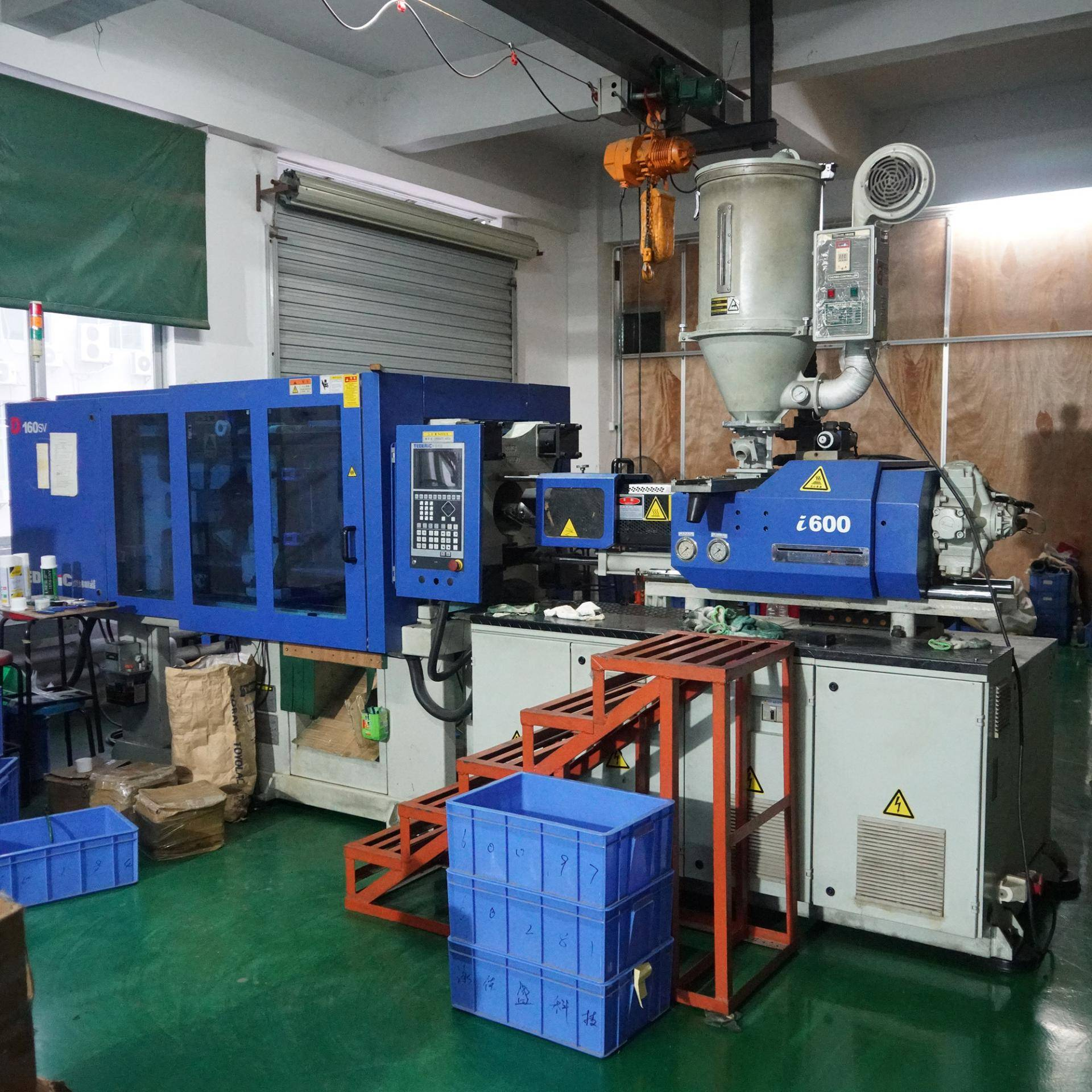 Automatic shell production equipment